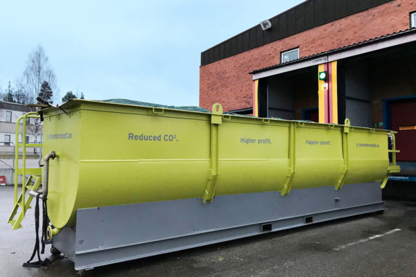 Recond Concept - recontainer.